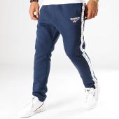 /achat-pantalons-joggings/reebok-pantalon-jogging-a-bandes-classic-vector-fl5474-bleu-marine-194442.html