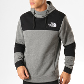 /achat-sweats-capuche/the-north-face-sweat-capuche-himalayan-3l6i-gris-chine-noir-194278.html