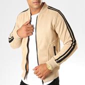 /achat-vestes/zayne-paris-veste-suedine-zippee-avec-bandes-tx200-beige-194370.html