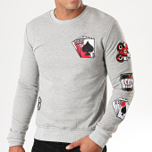 /achat-sweats-col-rond-crewneck/berry-denim-sweat-crewneck-dy010-gris-chine-194640.html