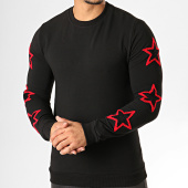 /achat-sweats-col-rond-crewneck/berry-denim-sweat-crewneck-jb18086-noir-194662.html