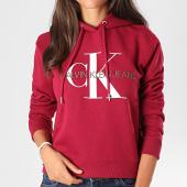 /achat-sweats-capuche/calvin-klein-jeans-sweat-capuche-femme-monogram-boxy-3126-violet-194752.html