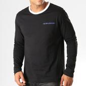 /achat-t-shirts-manches-longues/calvin-klein-jeans-tee-shirt-manches-longues-avec-bande-monogram-tape-back-3236-noir-194755.html