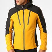 /achat-vestes/mtx-veste-zippee-capuche-937-k1-jaune-moutarde-noir-194677.html