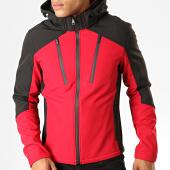 /achat-vestes/mtx-veste-zippee-capuche-937-k1-rouge-noir-194683.html