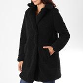 /achat-manteaux/noisy-may-manteau-fourrure-femme-gabi-noir-194737.html