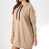 /achat-robes/noisy-may-robe-sweat-capuche-femme-hattie-beige-194739.html