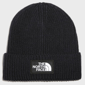 /achat-bonnets/the-north-face-bonnet-tnf-logo-box-cuf-bleu-marine-194634.html
