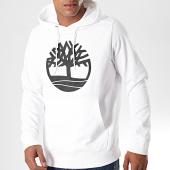 /achat-sweats-capuche/timberland-sweat-capuche-logo-1zky-blanc-noir-194619.html
