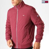 /achat-vestes/tommy-jeans-veste-zippee-essential-padded-6599-bordeaux-194725.html