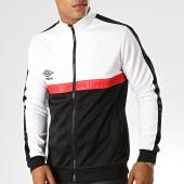 /achat-vestes/umbro-veste-zippee-a-bandes-730070-noir-blanc-194716.html
