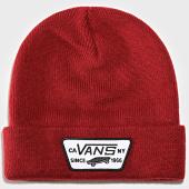 /achat-bonnets/vans-bonnet-milford-bordeaux-194571.html