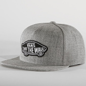 /achat-snapbacks/vans-casquette-snapback-classic-patch-gris-chine-194572.html
