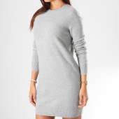 /achat-robes/vero-moda-robe-pull-femme-doffy-gris-chine-194575.html