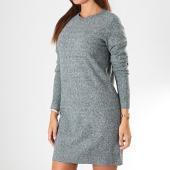 /achat-robes/vero-moda-robe-pull-femme-doffy-vert-chine-194577.html