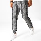 /achat-pantalons-carreaux/aarhon-pantalon-a-carreaux-19084-gris-194814.html