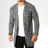 /achat-cardigans-gilets/aarhon-gilet-oversize-a-carreaux-19602-gris-noir-194822.html