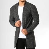 /achat-cardigans-gilets/aarhon-gilet-oversize-19602-noir-chine-194823.html
