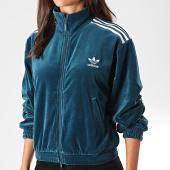 https://www.laboutiqueofficielle.com/achat-vestes/adidas-veste-de-sport-femme-a-bandes-velvet-ed4731-vert-194933.html