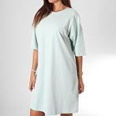 /achat-robes/adidas-robe-tee-shirt-femme-trefoil-ed7580-vert-clair-194943.html