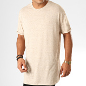 /achat-t-shirts-longs-oversize/frilivin-tee-shirt-oversize-5349-beige-chine-194980.html