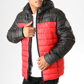 /achat-doudounes/only-and-sons-doudoune-steven-quilted-noir-rouge-194840.html