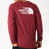 /achat-t-shirts-manches-longues/the-north-face-tee-shirt-manches-longues-easy-2tx1-bordeaux-194885.html