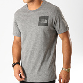 /achat-t-shirts/the-north-face-tee-shirt-fine-ceq5-gris-anthracite-chine-194904.html