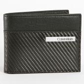 /achat-portefeuilles/calvin-klein-portefeuille-carbon-leather-5-cc-4865-noir-195024.html