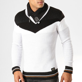 /achat-pulls/classic-series-pull-col-amplified-5209-noir-gris-blanc-195169.html