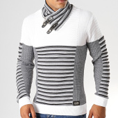 /achat-pulls/classic-series-pull-col-amplified-5226-blanc-noir-195182.html