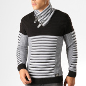 /achat-pulls/classic-series-pull-col-amplified-5226-noir-blanc-195184.html