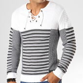 /achat-pulls/classic-series-pull-5240-blanc-noir-195216.html