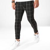 /achat-pantalons-carreaux/frilivin-pantalon-a-carreaux-7337-qr04-noir-camel-195006.html