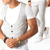 /achat-pantalons-carreaux/mtx-ensemble-gilet-et-pantalon-a-carreaux-dj314-gris-clair-chine-195051.html