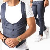 /achat-pantalons-carreaux/mtx-ensemble-gilet-et-pantalon-dj307-bleu-marine-195062.html