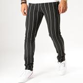 /achat-pantalons-carreaux/mtx-pantalon-a-rayures-dj531-noir-195080.html