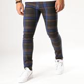 /achat-pantalons-carreaux/mtx-pantalon-a-carreaux-dj426-marron-195091.html