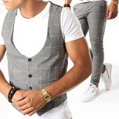 /achat-pantalons-carreaux/mtx-ensemble-gilet-et-pantalon-a-carreaux-dj321-gris-195101.html