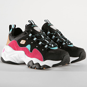 /achat-baskets-basses/skechers-baskets-femme-dlites-13378-brave-output-black-blue-pink-195189.html