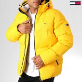 /achat-doudounes/tommy-hilfiger-jeans-doudoune-essential-down-6902-jaune-195125.html