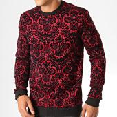/achat-sweats-col-rond-crewneck/uniplay-sweat-crewneck-uy437-rouge-noir-renaissance-195160.html