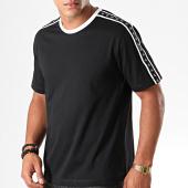 /achat-t-shirts/calvin-klein-tee-shirt-a-bandes-monogram-3252-noir-blanc-195404.html