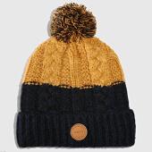 /achat-bonnets/deeluxe-bonnet-landy-bleu-marine-camel-195354.html