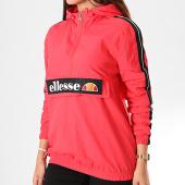 /achat-vestes/ellesse-veste-col-zippe-capuche-femme-a-bandes-marnia-sgc07384-rose-195369.html