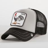 /achat-trucker/goorin-bros-casquette-trucker-cock-noir-gris-195306.html
