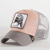 /achat-trucker/goorin-bros-casquette-trucker-beaver-gris-rose-195307.html