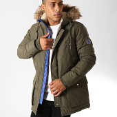 /achat-parkas/jack-and-jones-parka-fourrure-explore-12156113-vert-kaki-195323.html