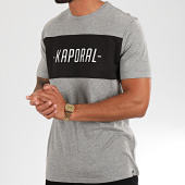 /achat-t-shirts/kaporal-tee-shirt-orys-gris-chine-noir-blanc-195415.html