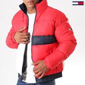 /achat-doudounes/tommy-jeans-doudoune-reversible-7252-rouge-blanc-bleu-marine-195410.html